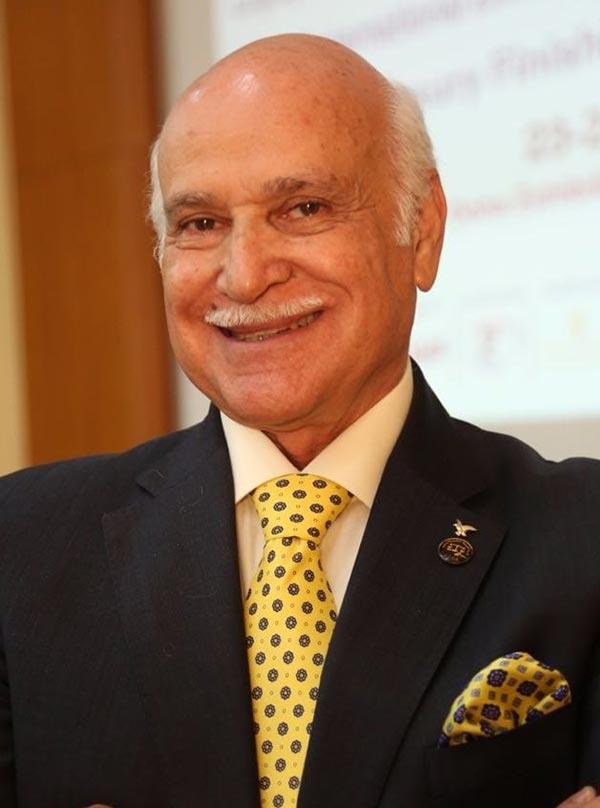 Moyasser Saddiq Ebhar Real Estate Chairman