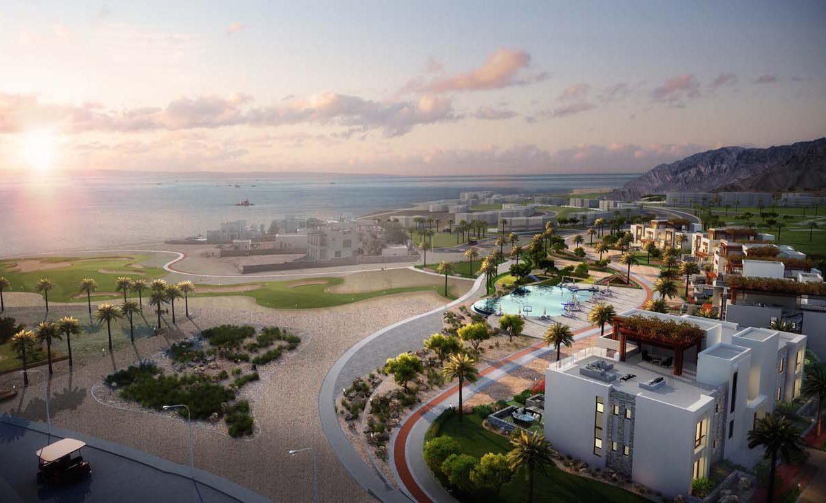 Jebel Sifah Marina
