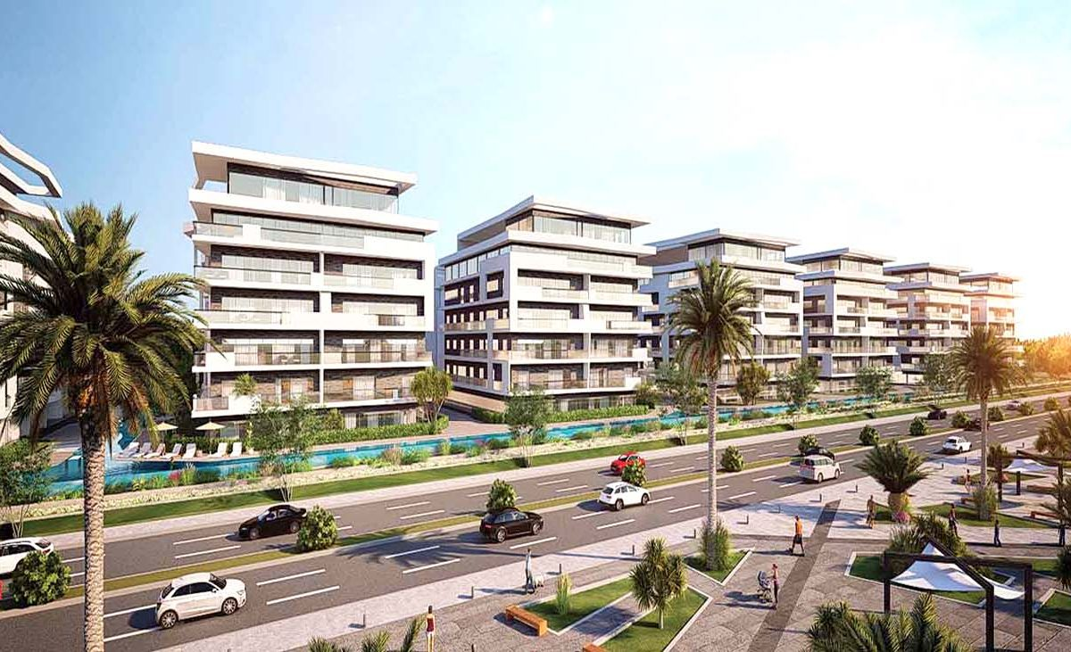 The Pearl new city of Mansoura