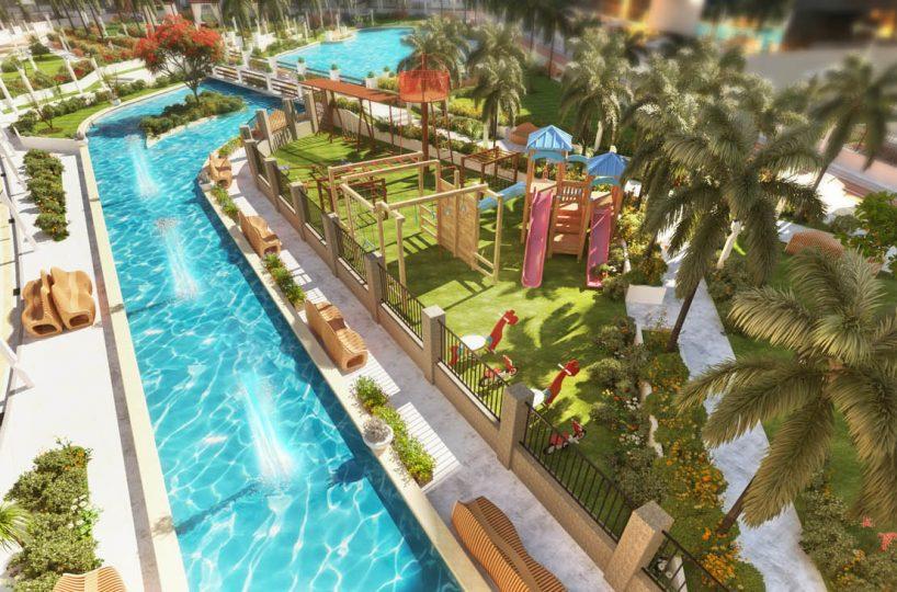 Apartments for sale in Serrano, New Capital