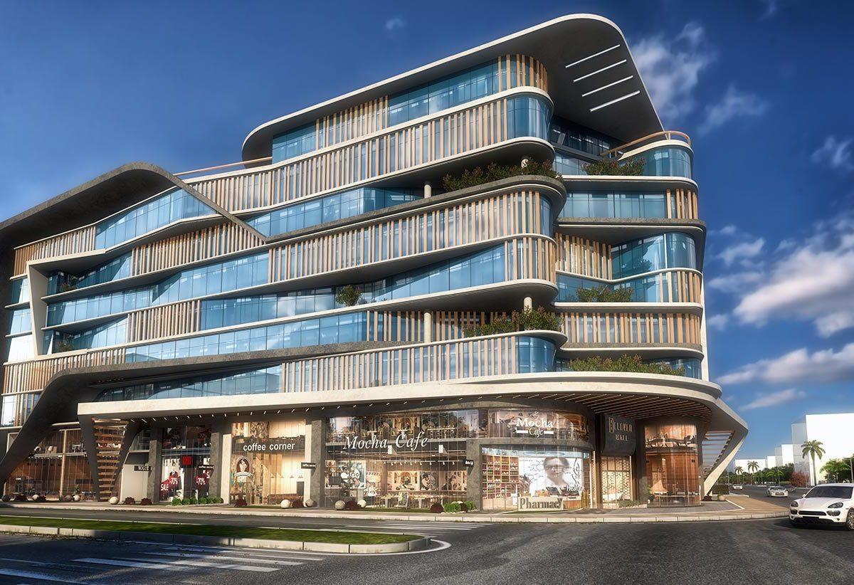 Eleven New Capital Mall