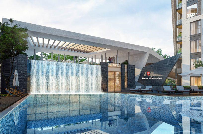 Tonino Lamborghini Residences New Capital Egypt