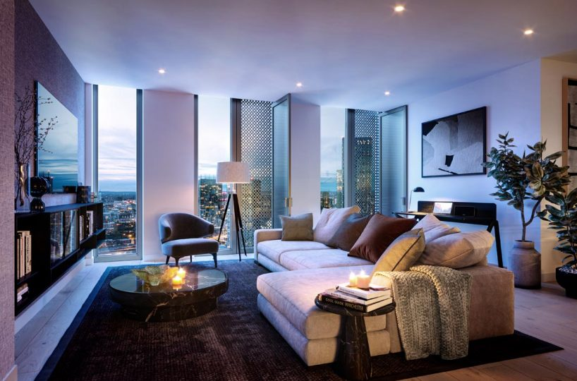 Apartment for sale in Manchester UK